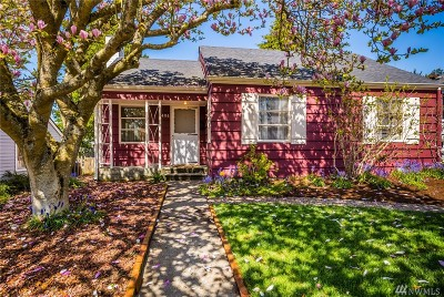 Seattle Single Family Home For Sale: 4116 SW Ida St