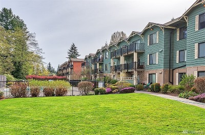 Edmonds Condo/Townhouse For Sale: 8017 234th St SW #316