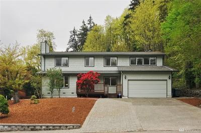 Bellevue Single Family Home For Sale: 5100 Highland Dr