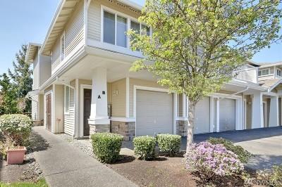 Auburn WA Condo/Townhouse For Sale: $258,900