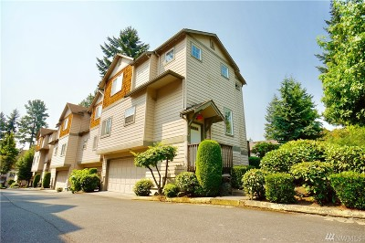 Edmonds Condo/Townhouse For Sale: 7224 208th St SW #1