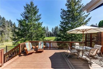 Redmond Single Family Home For Sale: 12840 231st Place NE