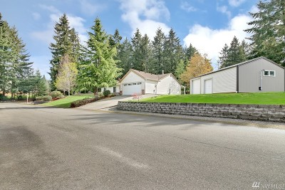 Graham WA Single Family Home For Sale: $335,000