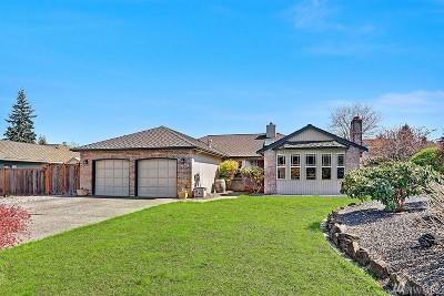 Everett Single Family Home For Sale: 12307 43rd Dr SE