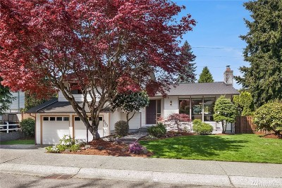 Bellevue Single Family Home For Sale: 6503 125th Ave SE