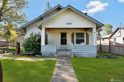 Sedro Woolley Single Family Home For Sale: 1125 E State St