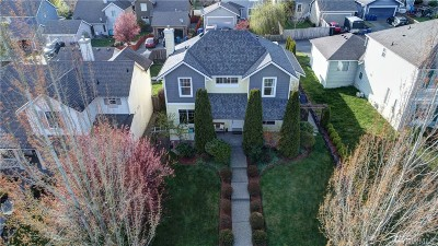 Monroe Single Family Home For Sale: 13460 Summit Ave SE