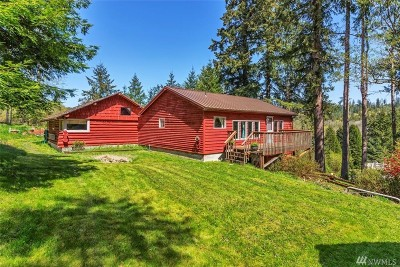 Port Ludlow WA Single Family Home For Sale: $445,000