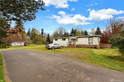 Ferndale Single Family Home Sold: 1072 W 58th Terrace St