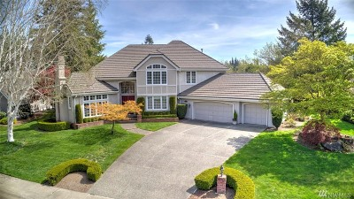 Sammamish Single Family Home For Sale: 4024 232nd Ave SE