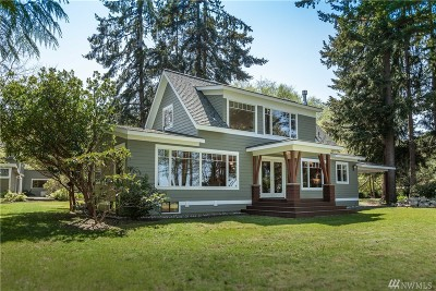 Langley Single Family Home Sold: 999 Edgecliff Dr