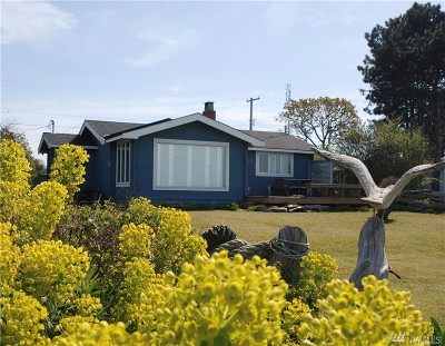 Point Roberts Single Family Home For Sale: 709 Marine Dr