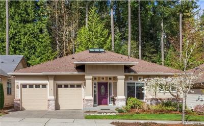 Redmond Single Family Home For Sale: 12719 Sunbreak Wy NE