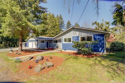 Olympia Single Family Home For Sale: 8104 Rich Rd SE