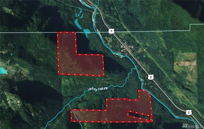 Baring Residential Lots & Land For Sale: NE Index Creek Rd