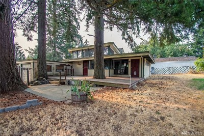 Port Orchard Single Family Home For Sale: 6210 Bethel Rd SE