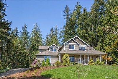 Gig Harbor Single Family Home Contingent: 5713 49th St NW