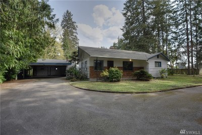 Thurston County Single Family Home For Sale: 7340 Littlerock Rd SW