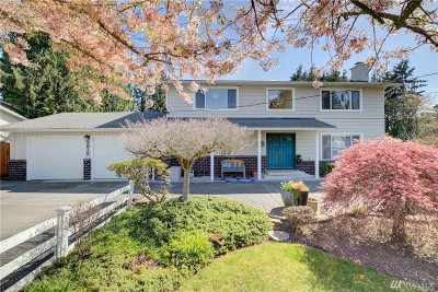 Lynnwood Single Family Home For Sale: 4912 182nd Place SW