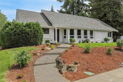 Seattle Single Family Home For Sale: 8060 40th Ave NE