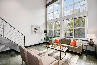 Seattle Condo/Townhouse For Sale: 2440 Western Ave #211