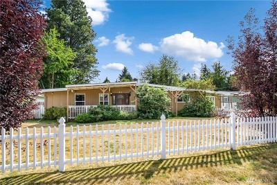 King County Single Family Home For Sale: 411 SW 200th St