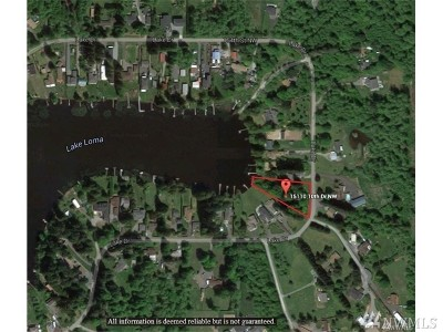 Residential Lots & Land For Sale: 15110 10th Dr NW