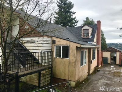 Seattle Multi Family Home For Sale: 12334 Sandpoint Wy NE