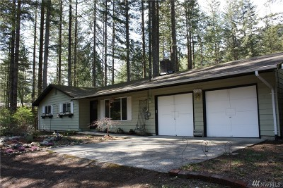 North Bend Single Family Home For Sale: 17252 430th Ave SE
