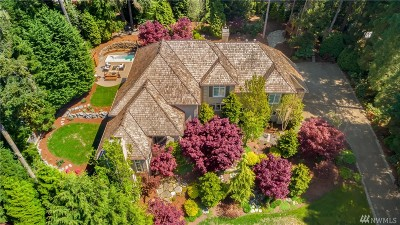 Woodinville Single Family Home For Sale: 15825 NE 164th St