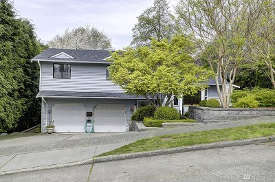 Seattle Single Family Home For Sale: 1400 SW Sullivan St SW