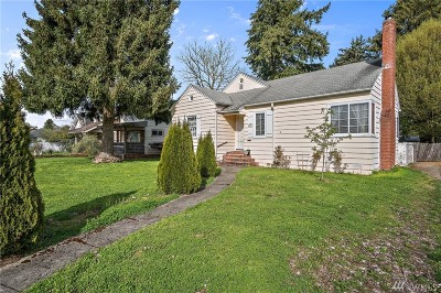 Centralia Single Family Home For Sale: 212 N Rock St
