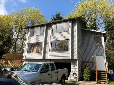 King County Multi Family Home For Sale: 25239 Lake Fenwick Rd S
