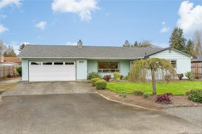 Centralia Single Family Home For Sale: 1305 Greenwood Lane