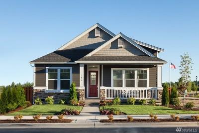 Thurston County Single Family Home For Sale: 3722 Oakwood (Lot 35) St SE