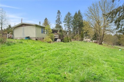 Winlock Single Family Home For Sale: 185 Awmiller Rd