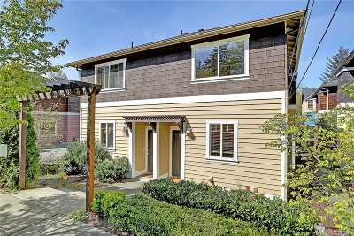 Seattle Single Family Home For Sale: 9151 23rd Ave NE