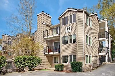Kirkland Condo/Townhouse For Sale: 12044 100th Ave NE #H301