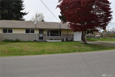 Thurston County Single Family Home For Sale: 1115 Hall St SE