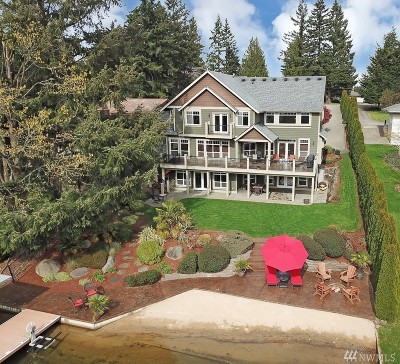 Lake Tapps WA Single Family Home For Sale: $1,485,000