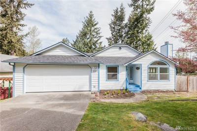 King County Single Family Home For Sale: 12354 SE 204th St