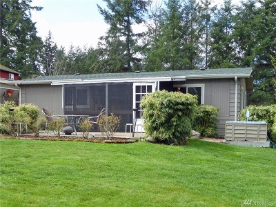 Tenino WA Single Family Home For Sale: $219,000