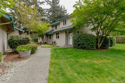 Puyallup WA Condo/Townhouse For Sale: $199,900