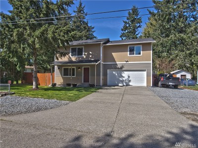 Single Family Home For Sale: 15702 83rd Ave E