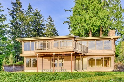 Edmonds Single Family Home For Sale: 7220 172nd St SW