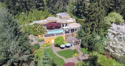 Bellevue Single Family Home For Sale: 2812 120th Ave NE
