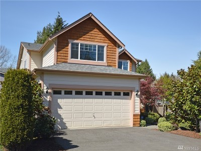 Issaquah Single Family Home For Sale: 457 1st Ave NW