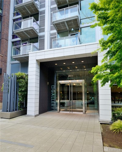 Seattle Condo/Townhouse For Sale: 2911 2nd Ave #1008