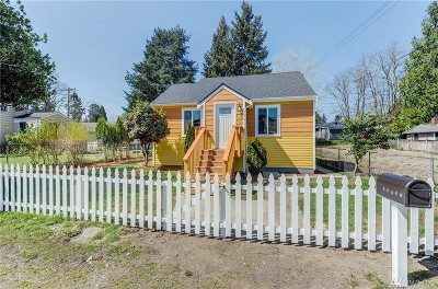 Seattle Single Family Home For Sale: 10251 17th Ave SW