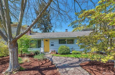 Seattle Single Family Home For Sale: 6439 Marshall Ave SW